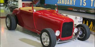 1929 Ford Highboy Roadster